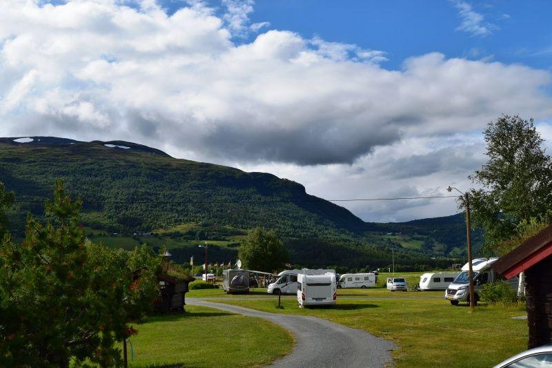 Smegarden Camping hytter en kampeerplaatsen