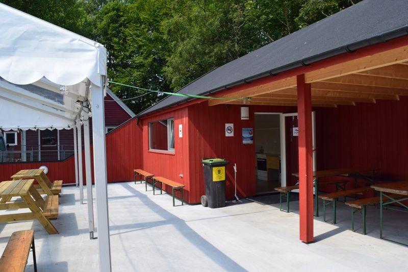 Stavanger Camping nieuw sanitairgebouw