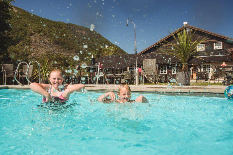 Toftemo Turiststasjon Dovre zwembad