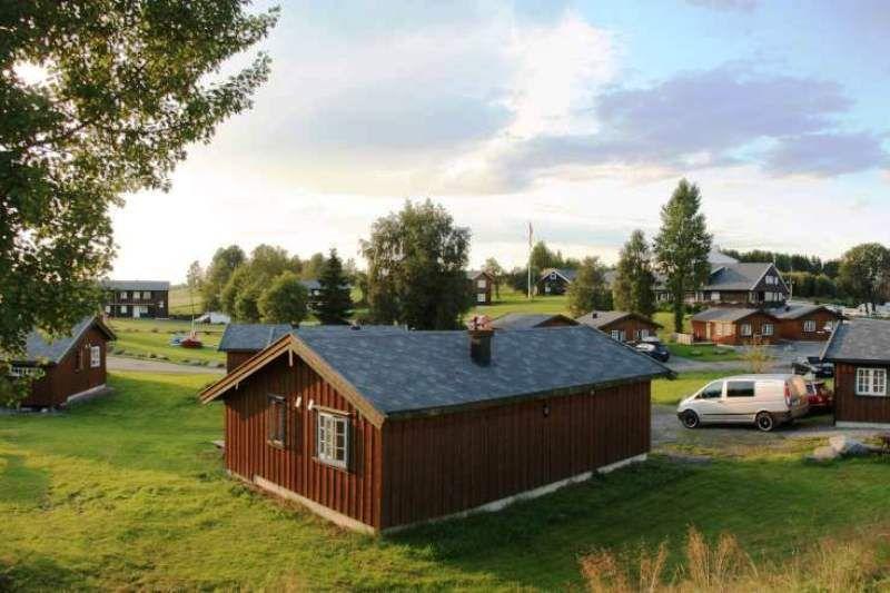 Vestby Gjestegard og Hyttepark overzicht