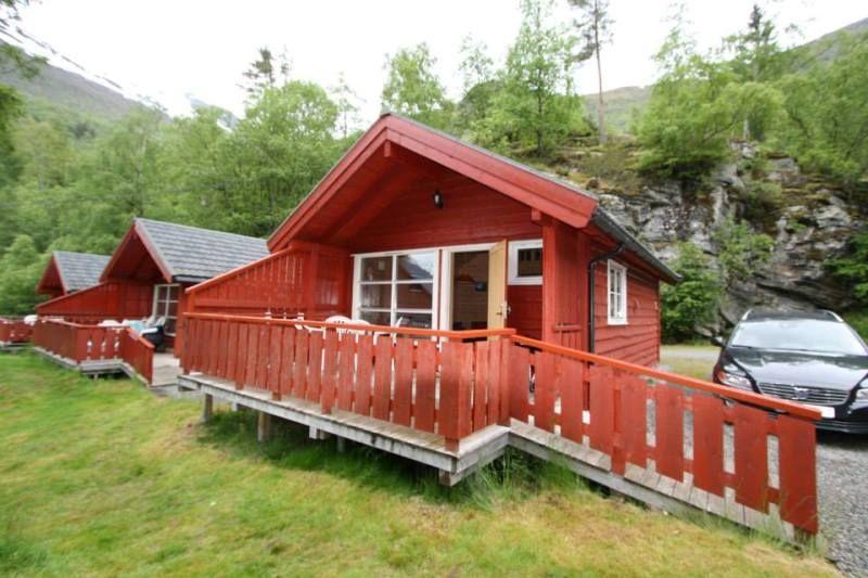 Vinje Camping Geiranger Hytter